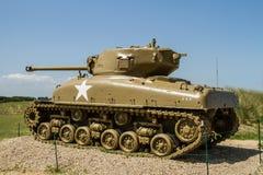 Carro armato di Patton Fotografia Stock Libera da Diritti