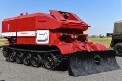 Carro armato GPM-54 del fuoco Immagini Stock
