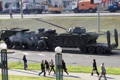 Carro armato t-44 Immagine Stock