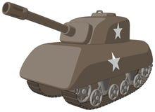 Carro armato (WW2) Immagini Stock
