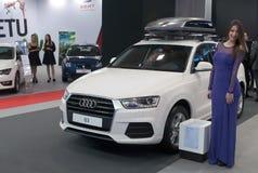 Carro Audi Q3 Imagem de Stock