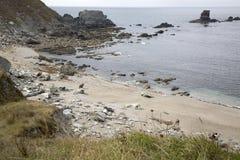 Free Carro Beach In Galicia Stock Photo - 105843470