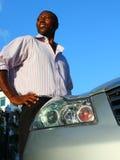 Carro brandnew Fotografia de Stock Royalty Free