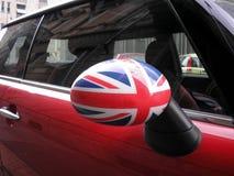 Carro britânico Imagens de Stock Royalty Free