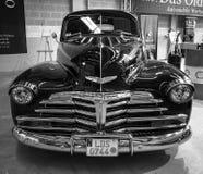 Carro Chevrolet Fleetmaster do vintage Foto de Stock Royalty Free