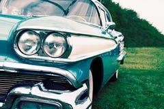 Carro clássico Imagem de Stock Royalty Free