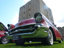 Carro clássico americano Imagens de Stock