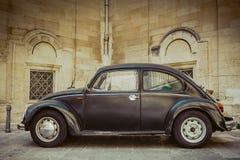 Carro clássico antigo Foto do vintage Imagem de Stock