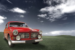 Carro clássico bonito Fotos de Stock