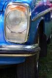 Carro clássico de Alemanha, vista dianteira imagens de stock
