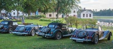 Carro clássico de Morgan Foto de Stock Royalty Free