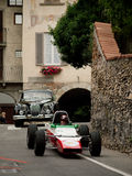 Carro clássico em Bergamo Prix grande histórico 2015 Imagens de Stock Royalty Free