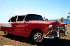 Carro clássico em Havana Foto de Stock