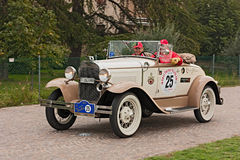 Carro clássico Ford Imagem de Stock