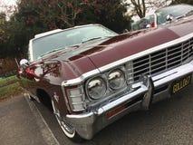 Carro clássico velho de América Imagem de Stock Royalty Free