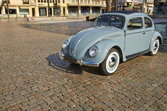 Carro clássico velho Imagens de Stock Royalty Free