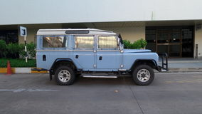 Carro colecionável Imagem de Stock Royalty Free