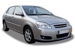 Carro compacto Imagens de Stock
