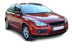 Carro compacto Imagem de Stock
