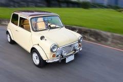 Carro compacto pequeno Fotos de Stock
