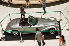 Carro Concours 2011 do vintage em Tailândia Imagens de Stock