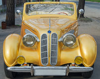 Carro convertível Imagem de Stock Royalty Free