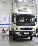 Carro coreano sul de Daewoo da empresa Imagens de Stock Royalty Free