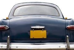 Carro cubano Foto de Stock
