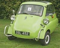 Carro da bolha do vintage em Fortrose. Fotos de Stock Royalty Free