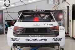 Carro da cruz da reunião do mundo de RX Imagens de Stock