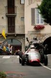 Carro da fórmula 2 em Bergamo Prix grande histórico 2015 Imagens de Stock