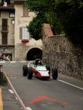 Carro da fórmula 2 em Bergamo Prix grande histórico 2015 Imagem de Stock Royalty Free