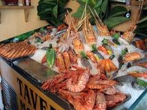 Carro da lagosta Foto de Stock