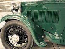 Carro da máfia Imagem de Stock