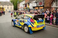 Carro da reunião de BRC em Brampton Imagem de Stock Royalty Free