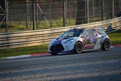 """Carro da reunião do DS3 n de Citroà do """"em Monza Fotografia de Stock Royalty Free"""
