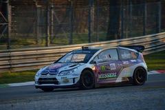 """Carro da reunião do mundo n C4 WRC de Citroà do """"em Monza Fotos de Stock"""