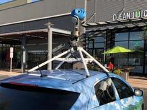 Carro da rua de Google imagem de stock royalty free