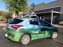 Carro da rua de Google imagens de stock royalty free