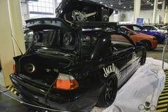 Carro de ajustamento Foto de Stock