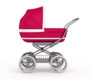 Carro de bebé Foto de archivo libre de regalías
