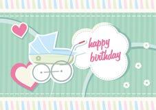 Carro de bebé Imagen de archivo libre de regalías