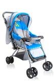 Carro de bebé del cochecito de niño imagenes de archivo