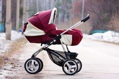 Carro de bebê Imagens de Stock