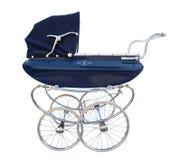 Carro de bebê velho ilustração royalty free