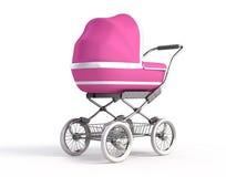 Carro de bebê Imagem de Stock Royalty Free