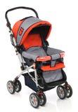 Carro de bebê Fotografia de Stock Royalty Free