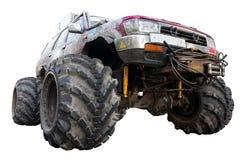 Carro de Bigfoot 4x4 Fotografia de Stock Royalty Free