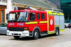 Carro de bombeiros imagens de stock