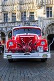 Carro de bombeiros velho Imagens de Stock